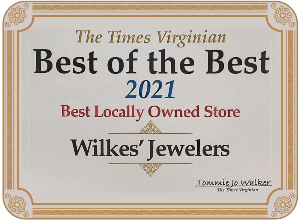 wilkes 2021 best of the best jewelry store appomattox va the times virginian